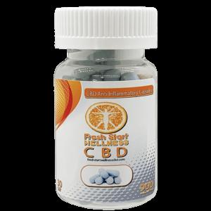 CBD anti-inflammatory